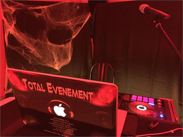 Total Evénement - Animation - Soirée DJ - Eure et Loir (28)